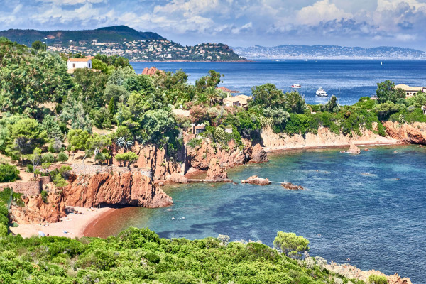 Cap Roux, Southern Provence Itinerary