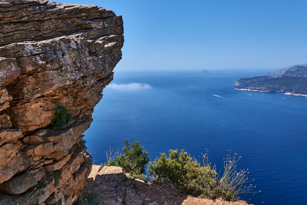 Route des Crêtes; Day Trip from Marseille; Scenic coastal drive; Southern France