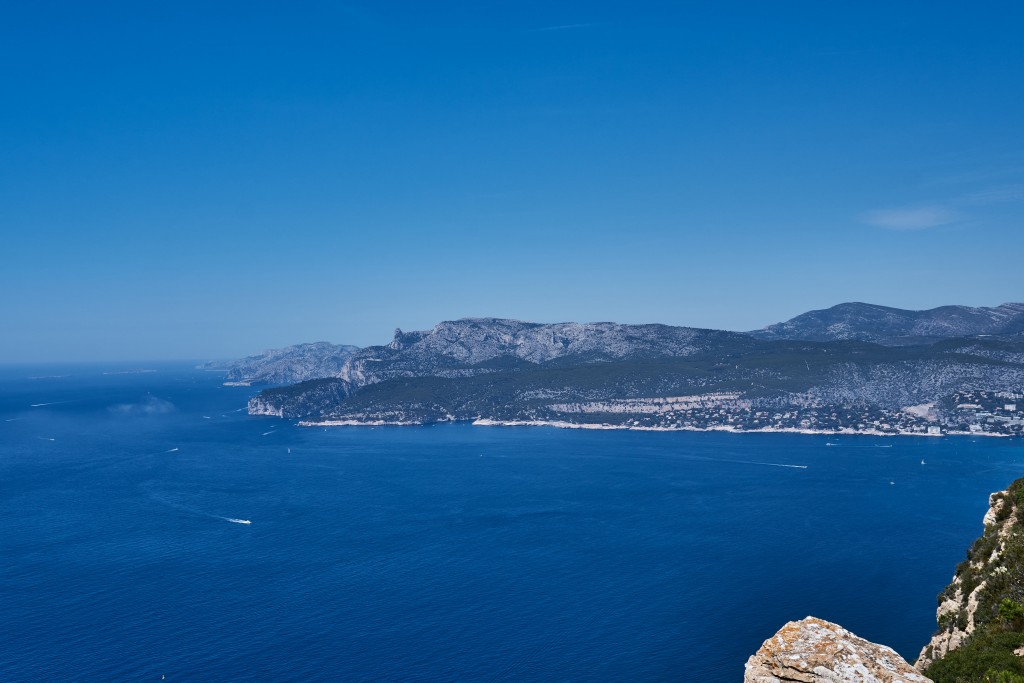 Calanques; Scenic coastal drive; Southern France