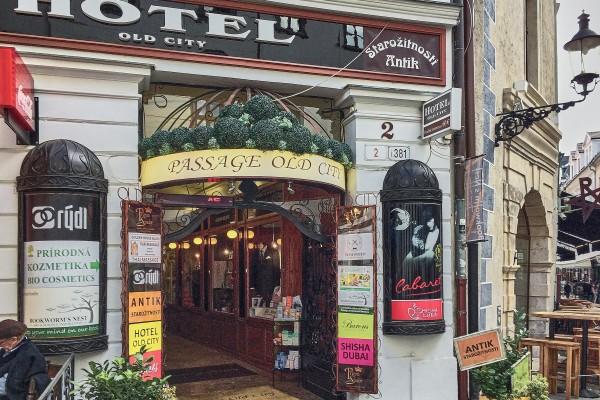 Old City Hotel Bratislava