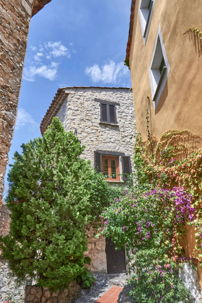 Beautiful Stone Houses in Eze Village France;Things to Do in Eze Village