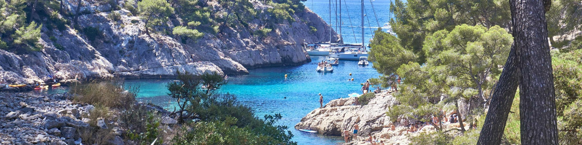 Hiking the Calanques from Cassis