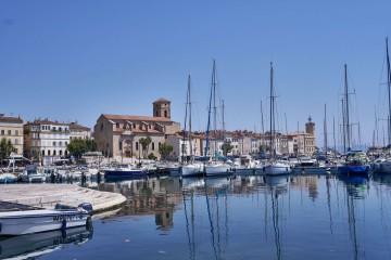 Old Port of La Ciotat