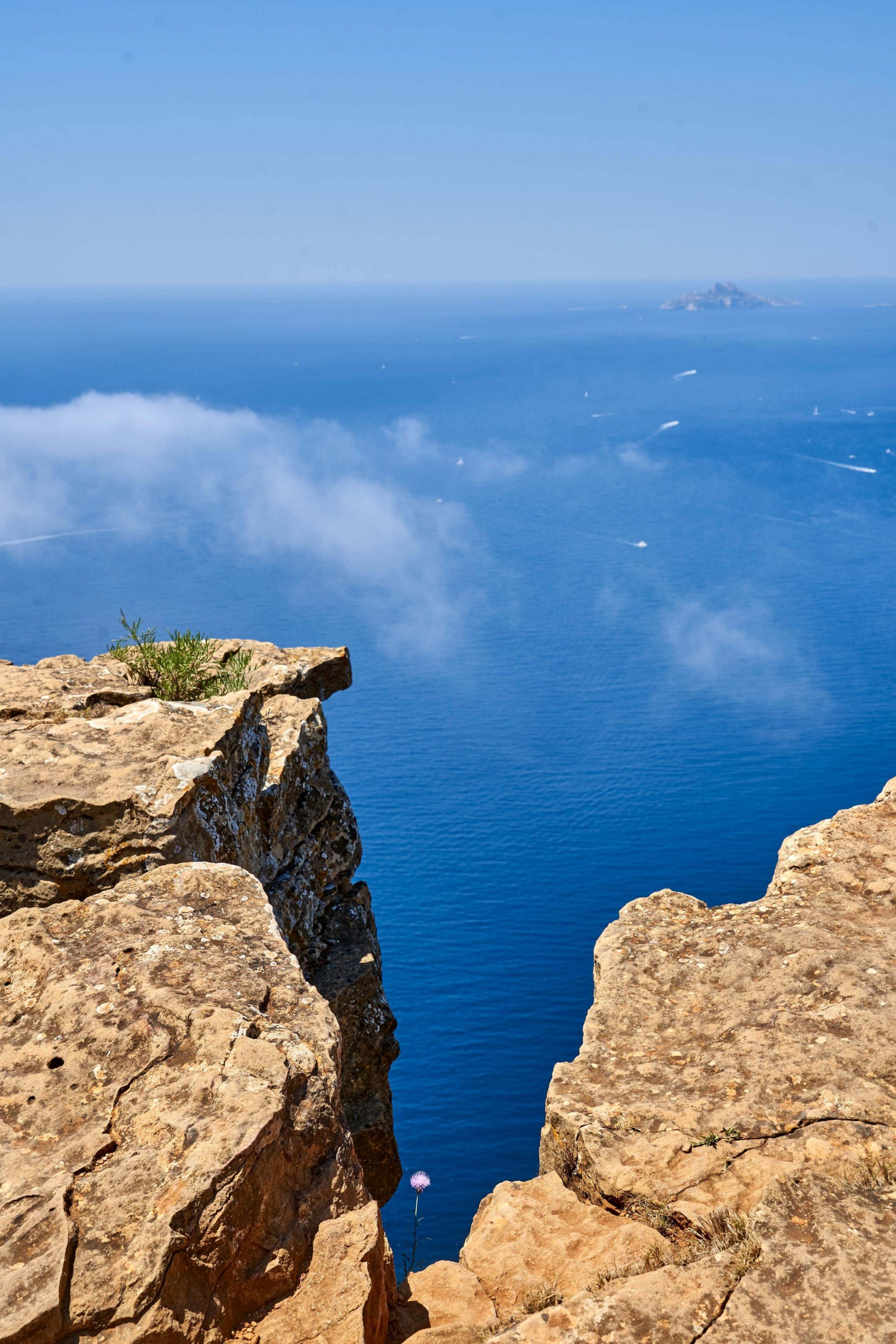 Route des Cretes; Coastal Trails on French Riviera