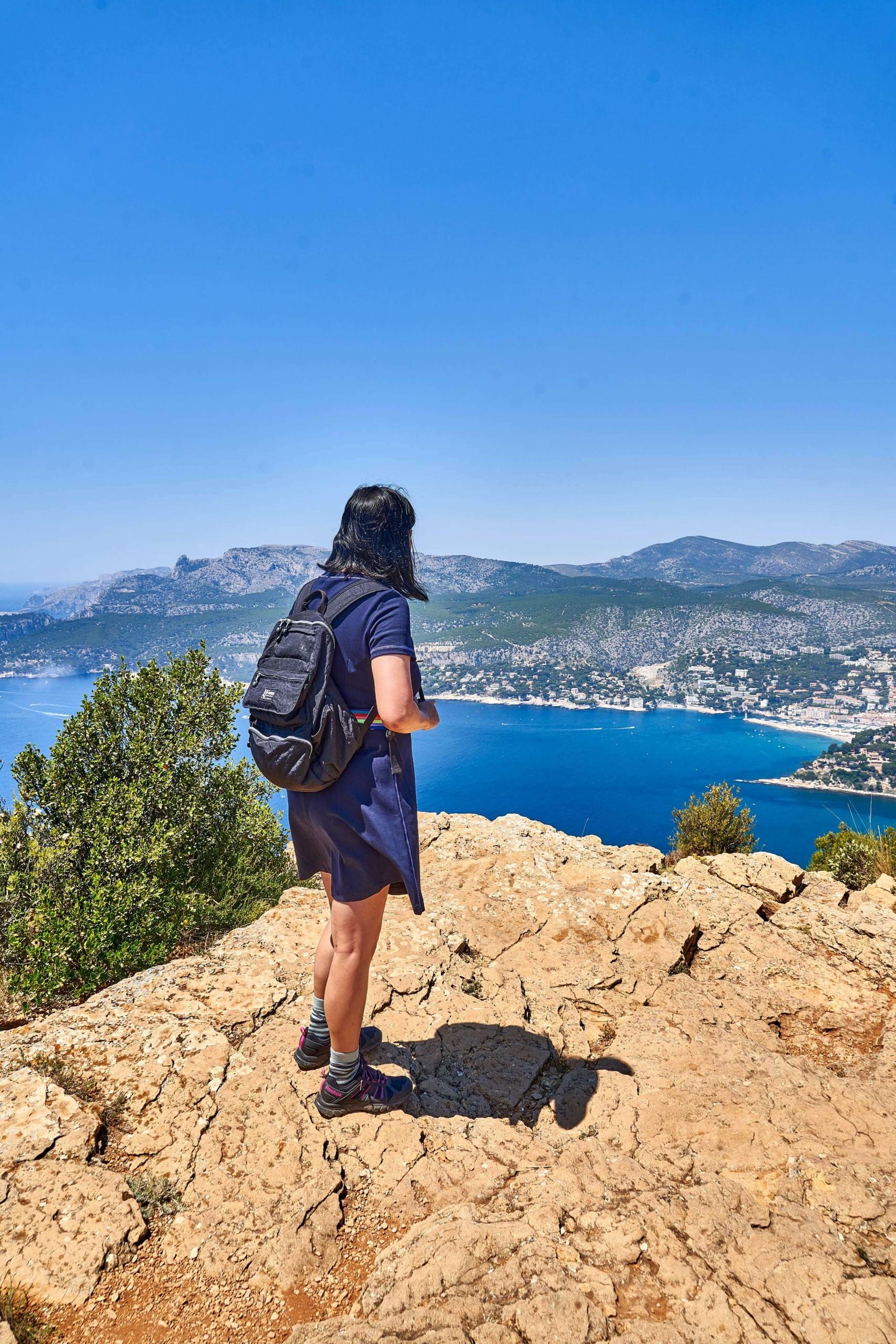 Route des Cretes;Cote d'Azur Hiking Trails