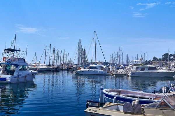 Harbour in Bandol