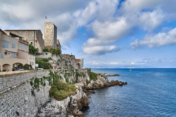 Antibes; Day Trip from Nice, Provence