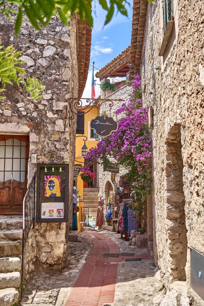Eze Village: Destinations from Nice