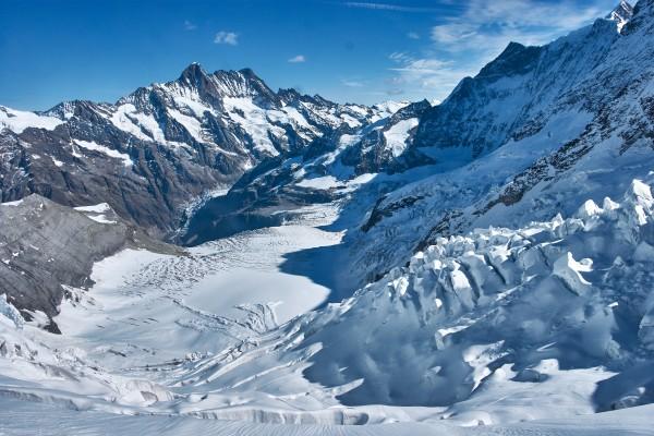 Jungfraujoch Grindelwald Switzerland