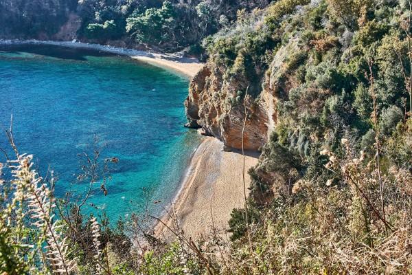 Mogren Beach Montenegro