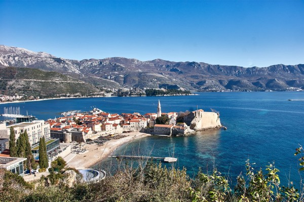 Richard's Head Beach, Budva