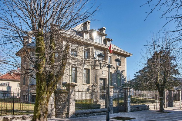 Former French Embassy