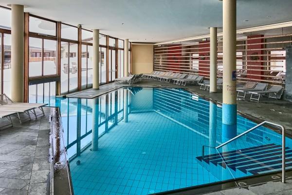 Indoor swimming pool in Falkensteiner Katschberg