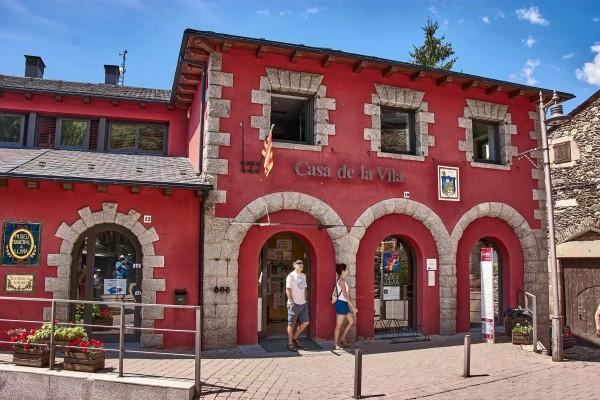 Pharmacy Museum in Llivia, Spain
