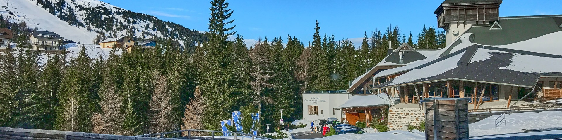 Hotel Falkensteiner Club Funimation Katschberg, Austria; family-friendly hotel