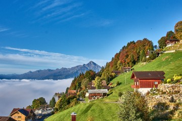 Autumn in Switzerland