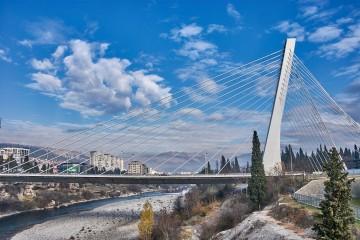 Millennium Bridge, Podgorica