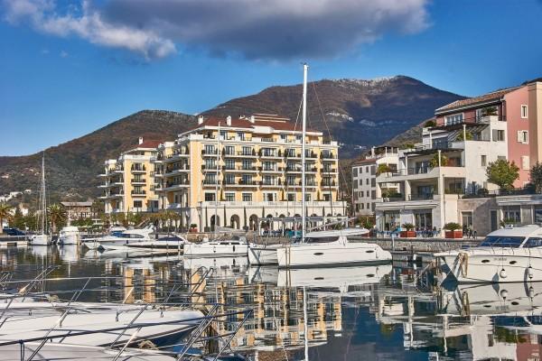 Regent Hotel in Tivat Montenegro