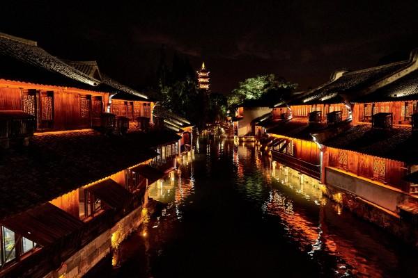 Wuzhen ancient Water Town