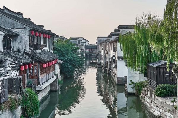 Xitang ancient Water Town