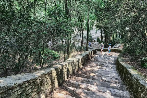 Pont du Gard Walking Trail