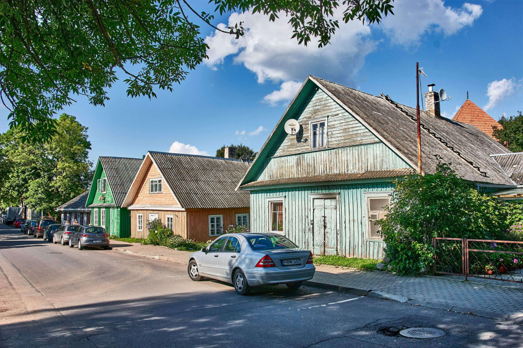 the wooden architecture telling the story of Karaim and Tartar communities in Trakai