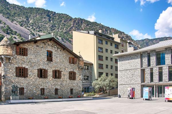 Casa de la Vall; Visiting Andorra