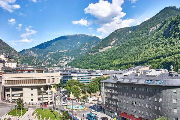 Centre of Andorra La Vella; Visiting Andorra