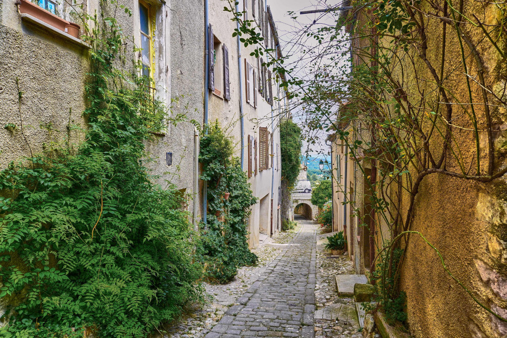Sailans in Provence