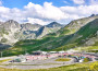 View of Andorra Mountains
