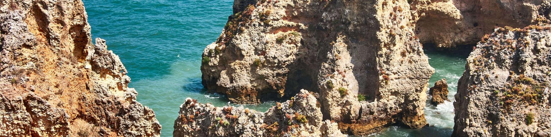 Punta da Piedade, Portugal