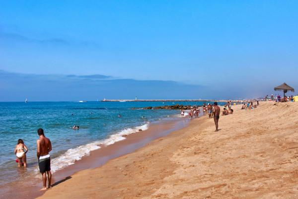 Vilamoura Beach, Portugal