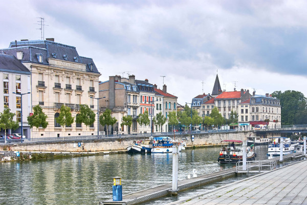 Verdun; Stopover during Bordeaux; Stopover during The Two-Week Road Trip to Portugal