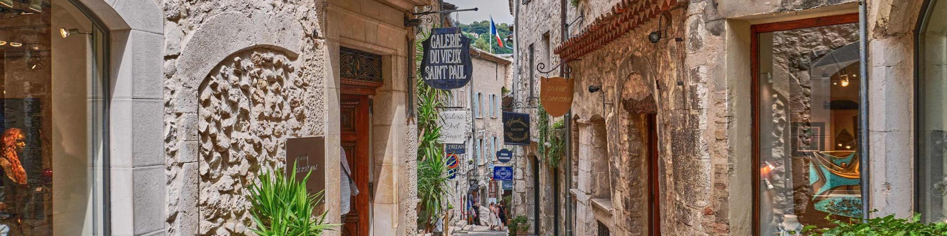 Rue Grande, Saint Paul de Vence