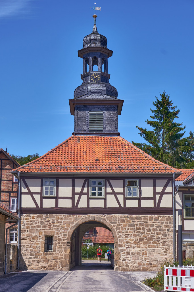 Michaelstein Monastery in Harz Mountains, Germany