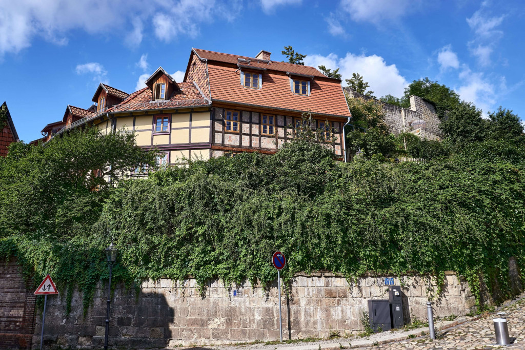 Itinerary in Germany's Harz Mountains; Quedlingburg Castle Hill; Germany's UNESCO Site;
