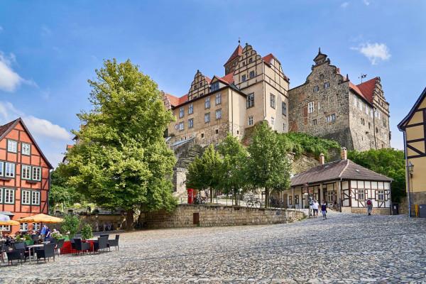 Quedlinburg Castle Hill