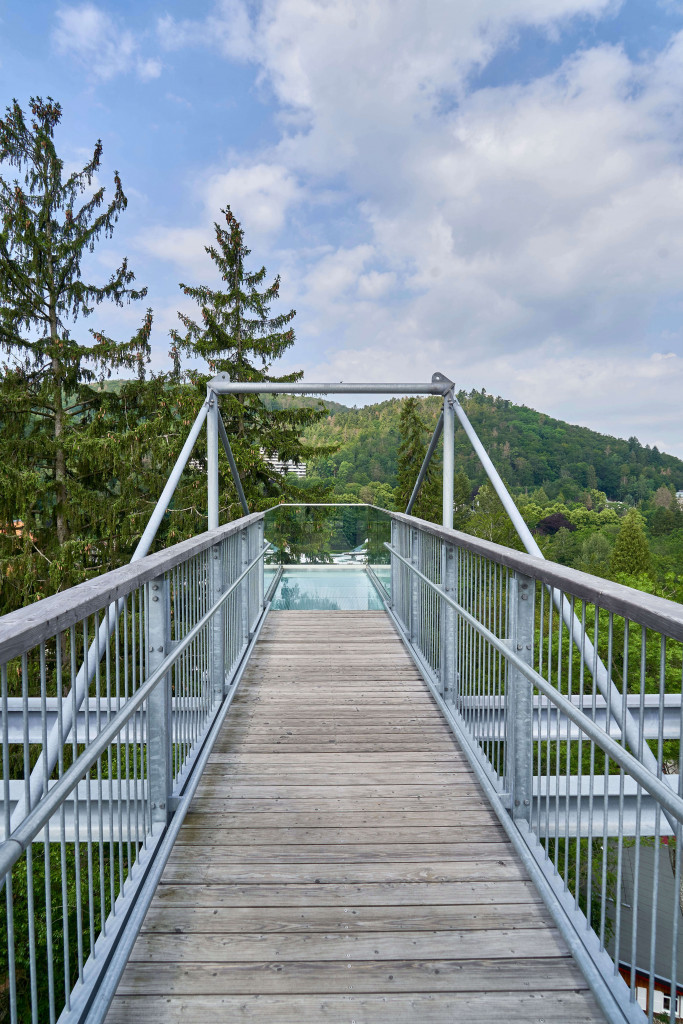 Treetop Trail in Bad Harzburg, Germany's Harz Mountains