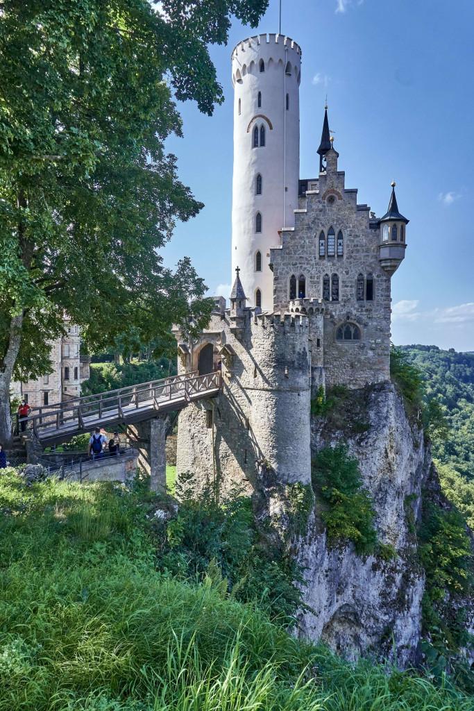 Hohenneuffen Fortress Ruins (Burg Hohen Neuffen); Schwäbisches Alb itinerary